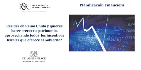Planificacion Financiera - ¿Uso los incentivos fiscales disponible en UK? tickets