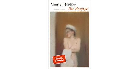"""German Book Club: Monika Helfer """"Die Bagage"""" tickets"""