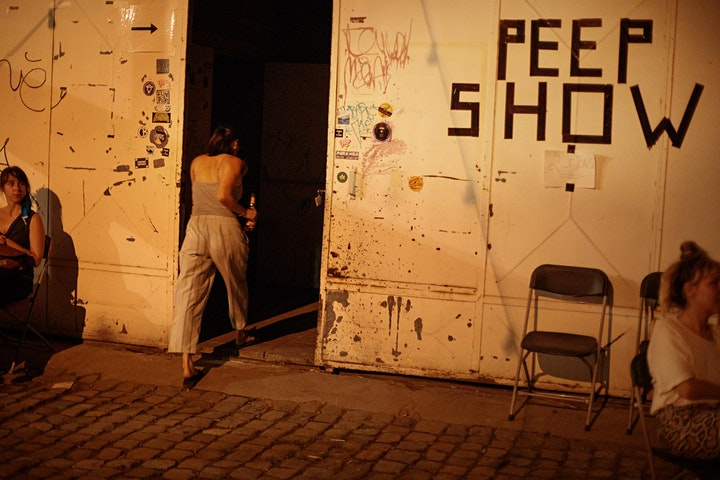 Afbeelding van Peepshow Parnassus