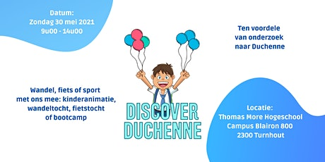 Discover Duchenne tickets
