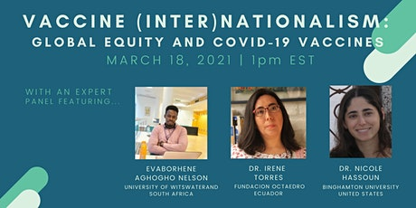 Vaccine (Inter)Nationalism: Global Equity and COVID-19 Vaccines tickets