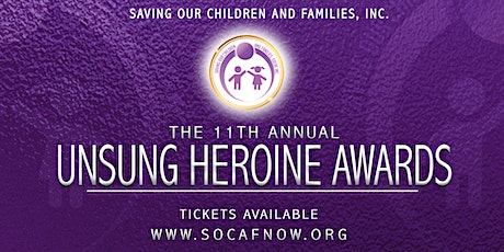 11th Annual Virtual Unsung Heroine/Hero Awards tickets