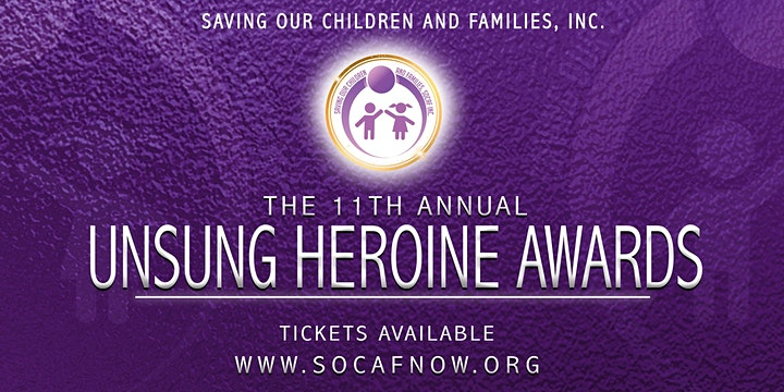 11th Annual Virtual Unsung Heroine/Hero Awards image