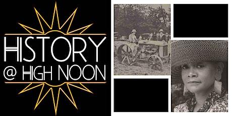 History @ High Noon: North Carolina Women tickets