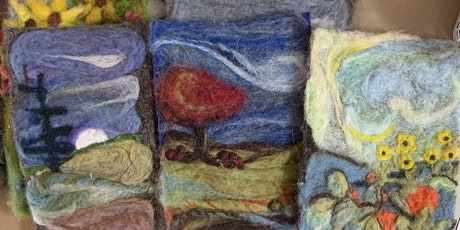 Needle Felting Workshop at the Tett tickets