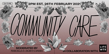 Community Care: Miilkiina x YGB Townhall in collaboration with LIFEWTR tickets