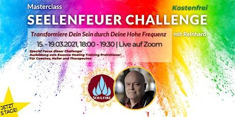 Masterclass: Die Seelenfeuer Challenge Tickets