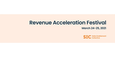 Revenue Acceleration Festival tickets