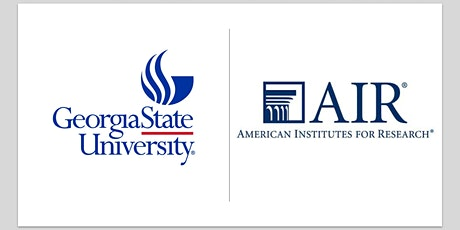 GSU-AIR P3 Learning Series: Career Pathways in Applied Research tickets
