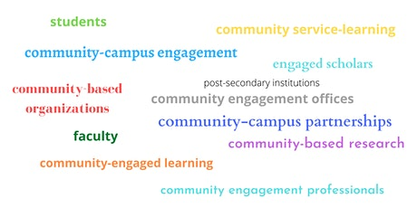 Community-Campus Networking Sessions tickets
