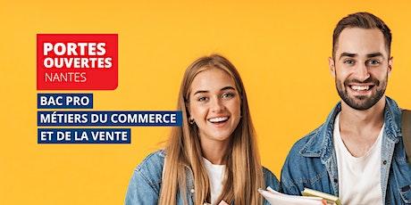 PORTES-OUVERTES | iA Nantes [RDV BAC Pro Commerce et Vente] billets