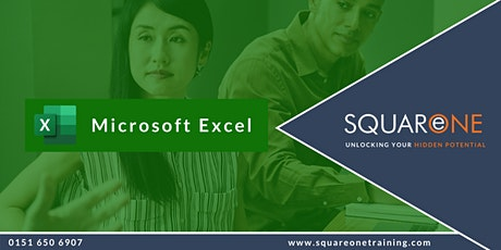 Microsoft Excel Intermediate (Level 2) Online Training tickets