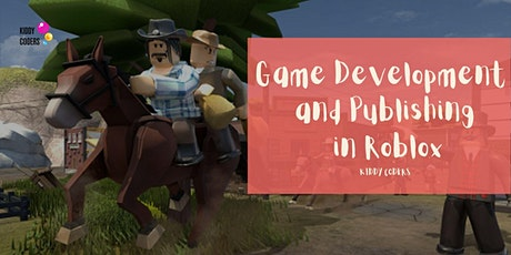 Game Development and Publishing in Roblox tickets