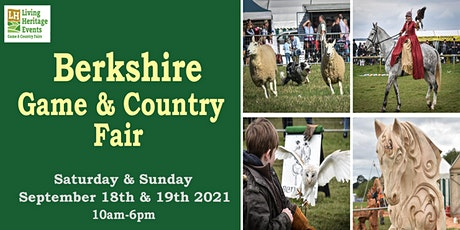 Berkshire Game and Country Fair tickets