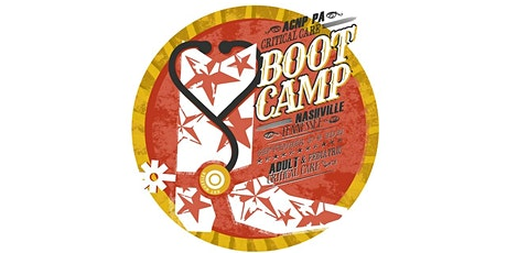 VUMC Adult ACNP/PA Critical Care Boot Camp - In Person tickets