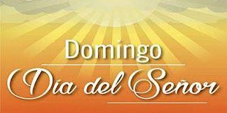 2do. Servicio Dominical - Domingo 7 de Marzo entradas