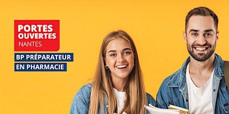 PORTES-OUVERTES | iA Nantes [RDV BP Préparateur en Pharmacie] tickets