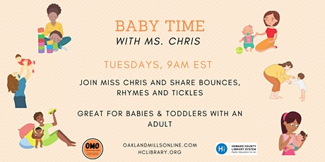 Baby Time tickets