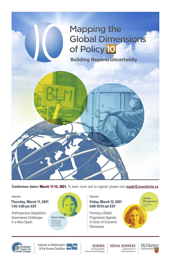 Mapping the Global Dimensions of Policy 10: Building Beyond Uncertainty image