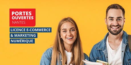 PORTES-OUVERTES | iA Nantes [RDV Licence e-commerce et marketing numérique] billets