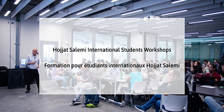 Sixth session: Hojjat Salemi International Students Workshops tickets