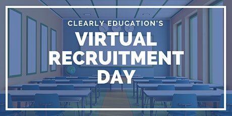 Virtual Recruitment Day tickets