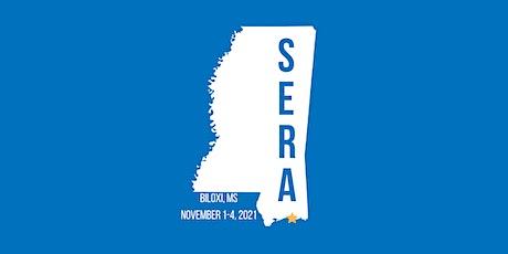 SERA 2021 tickets