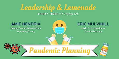 L&L March: County Pandemic Planning tickets