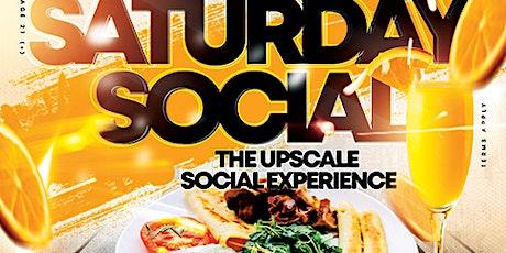 Saturday Social tickets