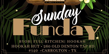 Sunday Funday (Day Party) tickets