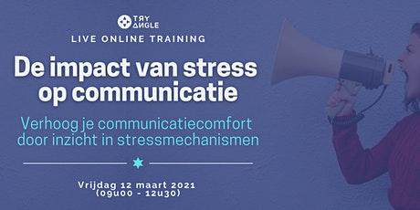 De impact van stress op communicatie tickets
