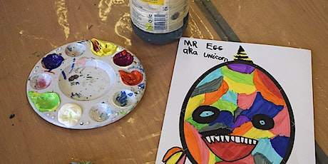 Saturday Art Club Online March - Session 1 Ages 4-11 tickets