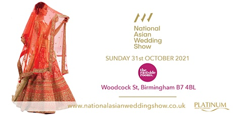 The National Asian Wedding Show Midlands tickets