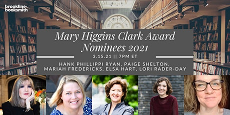 Panel Discussion: Mary Higgins Clark Award Nominees 2021 tickets