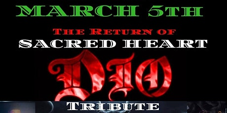 Sacred Heart DIO Tribute tickets