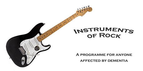 Dementia Social: Instruments of Rock boletos