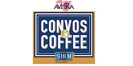 AVHRA - Convos & Coffee (November) tickets