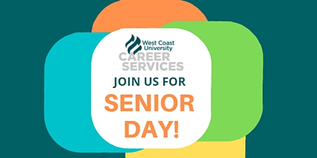 Career Services Presents: Senior Day! tickets