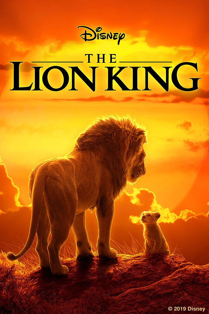 The Lion King: Hednesford Open Air Cinema image