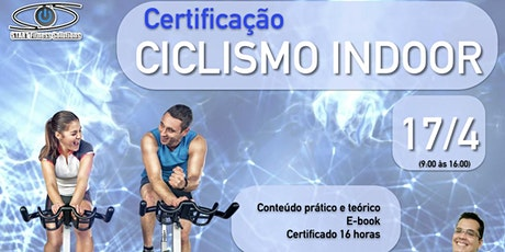 Capacitação Ciclismo Indoor ingressos