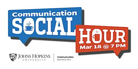 Communication Spring Social Hour tickets