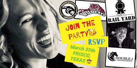 Party with Jody James & Friends in Frisco, Texas! tickets