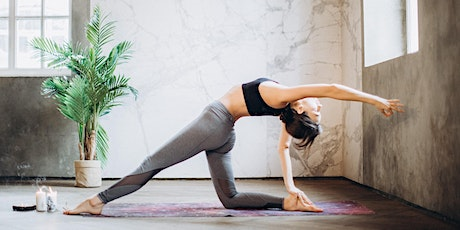 Live Virtual Event: Hip Opening Yoga Flow with Alona Kristol-Harper tickets