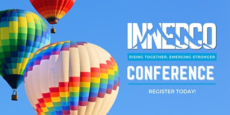 #InnEdCO 2021 - Rising Together, Emerging Stronger tickets