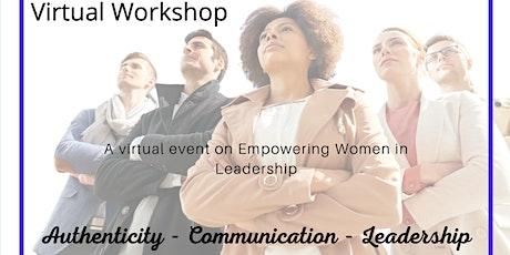 Empowering Women in Leadership tickets