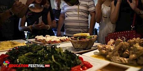 """Το πρότυπο """"Μακεδονική Κουζίνα"""" ως εργαλείο πολιτικής και μάρκετινγκ tickets"""