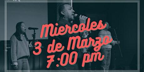 Noche Pan de Vida 3 de Marzo tickets
