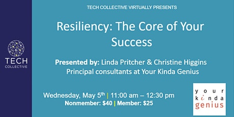 Resiliency: The Core of Your Success tickets