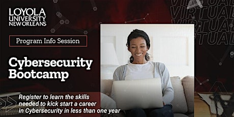 How to Launch a New Career in Tech   Cybersecurity Bootcamp Info Session tickets