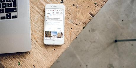 Webinaire 3h : Formation Instagram Avancée - 19 Mars billets